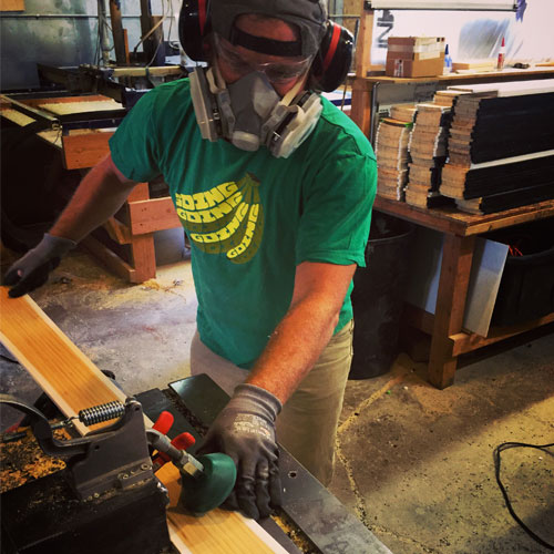 Slant Skis: Handcrafted Skis from Lake Tahoe