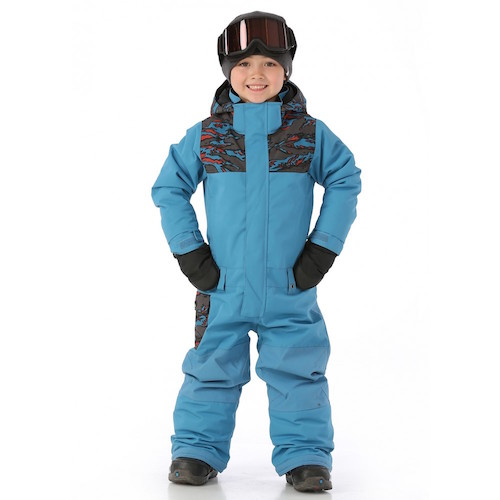 Burton Minishred Striker One Piece in Mountaineer