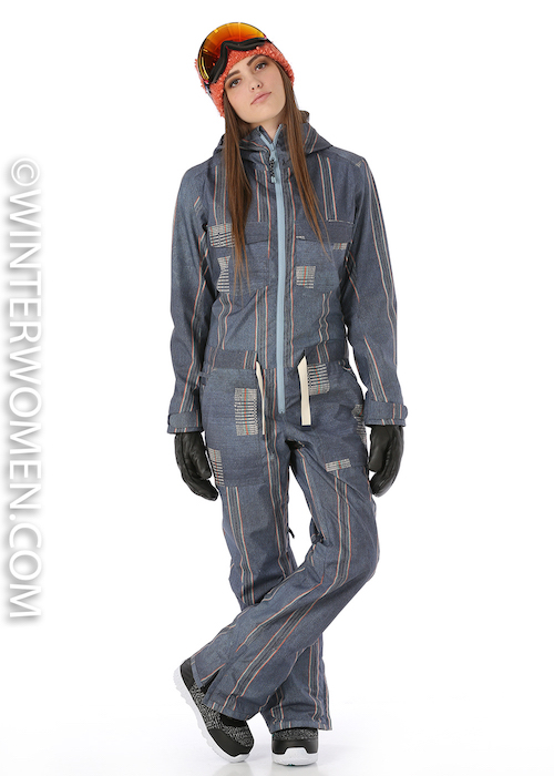 Burton One Peace Suit for skiing or snowboarding