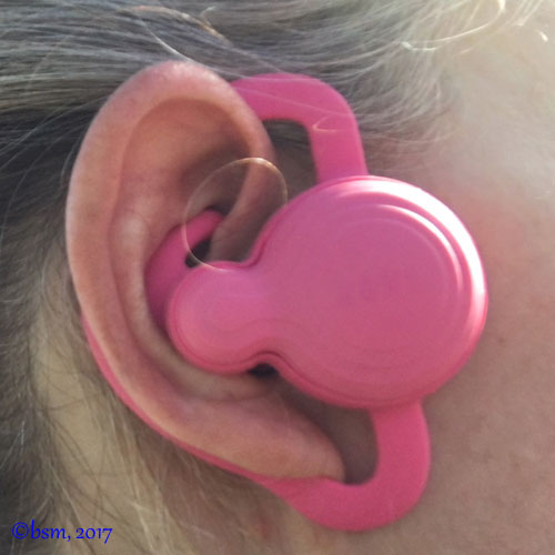 bonx grip in ear