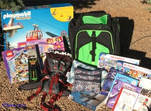 Simple Gifts for Skiing Families (Giveaway)