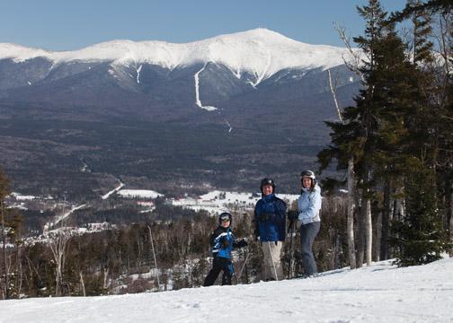 mount washington resort family skiing at bretton woods
