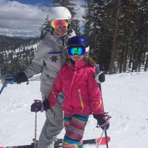 Meet Nadia Guerriero: An Inspiring Ski Mom