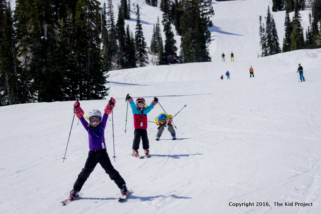online family ski school