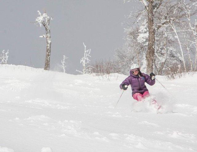 okemo mountain resort skiing