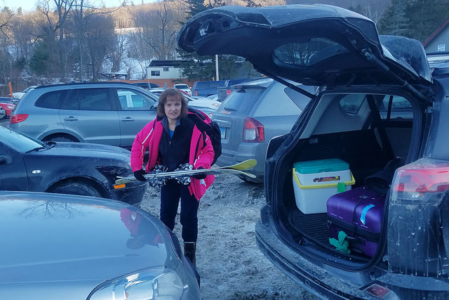 Not the Mama: Hey Ski Area Parking Attendants, We Want to Be Eskimos, Not Dogs