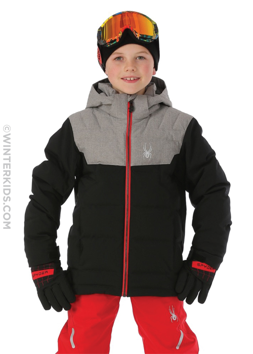 c52cfb53f Ski Fashion: Kids' Ski Jackets in Classic Colors, Fun Prints From ...