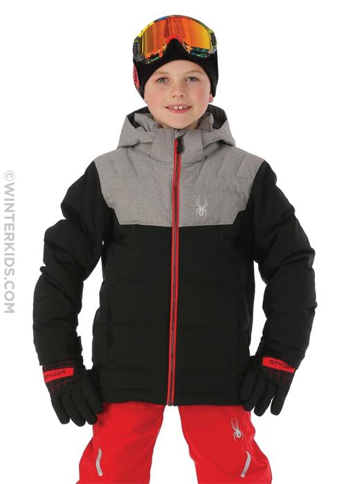 caac8cd74 Ski Fashion  Kids  Ski Jackets in Classic Colors