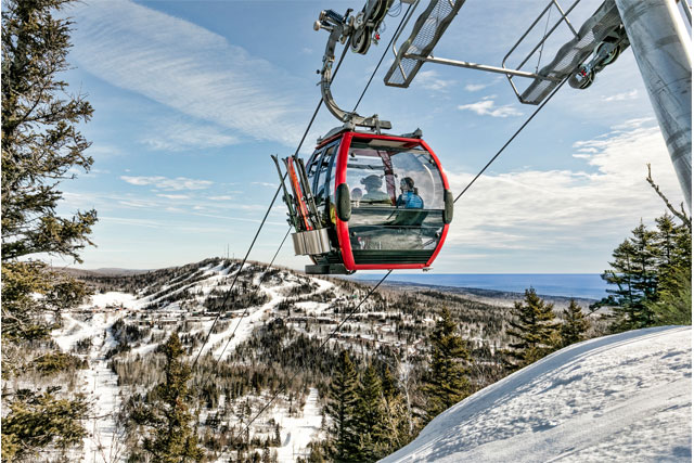 Lutsen Mountains Ski Resort: Minnesota's North Shore Skiing Destination