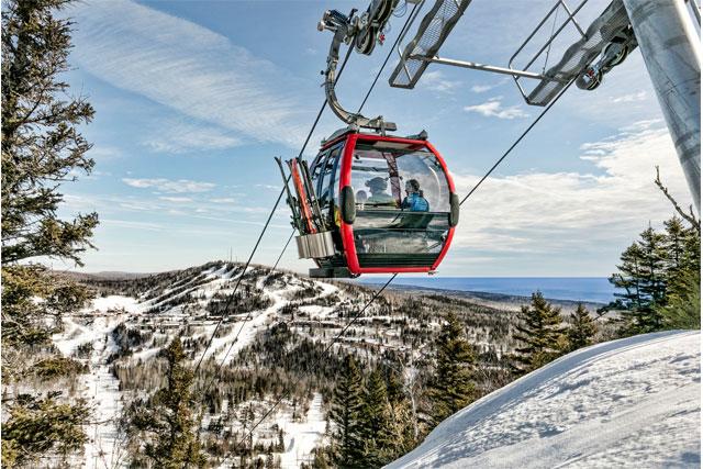 lutsen mountains gondola