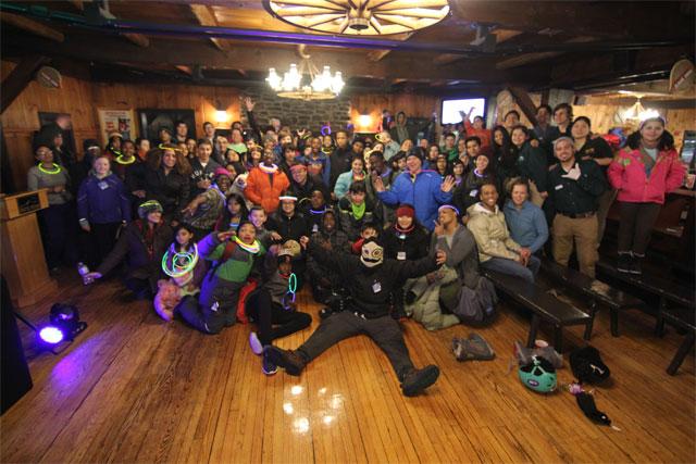 diversity-day-at-Pat's-peak-ski-area