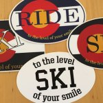 Ski to the Level of Your Smile