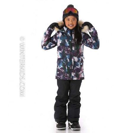 Nikita GIrls Espan Ski Jacket