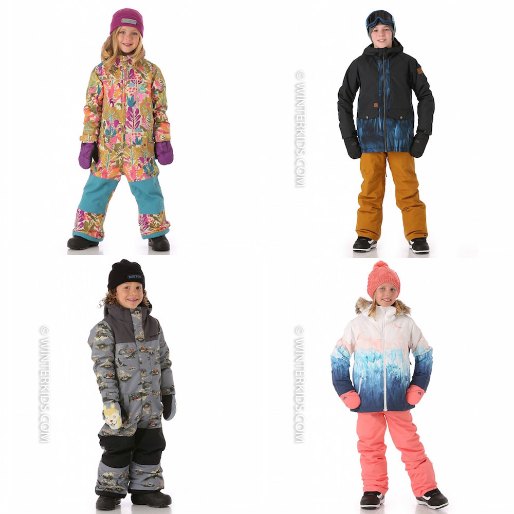911a4cc14 Ski Fashion  The Best Ski Kids Jackets from Toddlers to Teens