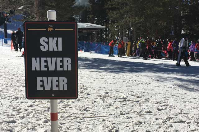 learn to ski lessons at ski santa fe new mexico