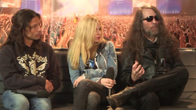 SAVATAGE And TRANS-SIBERIAN ORCHESTRA Discuss Gigantic Comeback Show At Wacken 2015; Video Streaming