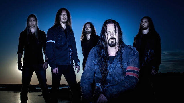 "EVERGREY Debut ""My Allied Ocean"" Lyric Video"