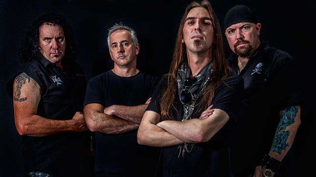 NIGHT LEGION Featuring DUNGEON, DEATH DEALER, BLASTED TO STATIC, DARKER HALF Members Launch Trailer Video For Upcoming Debut Album