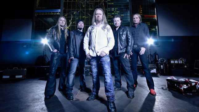 MASTERPLAN - New Album PumpKings Featuring Re-Recorded HELLOWEEN Songs Due In June
