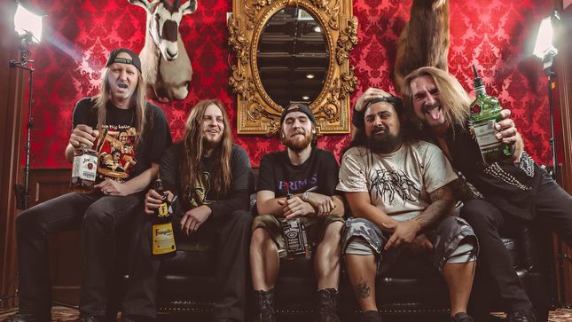 "WARBEAST Release ""Hitchhiker"" Video Featuring Texas Chainsaw Massacre's Edward Neal"