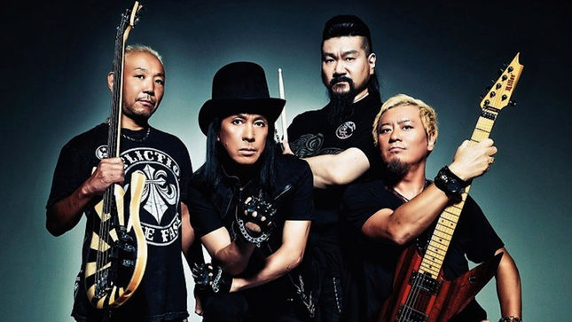 LOUDNESS Set January Release Date For Rise To Glory Album