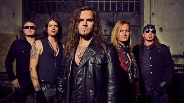 BONFIRE Release Temple Of Lies Album; Title Track Streaming