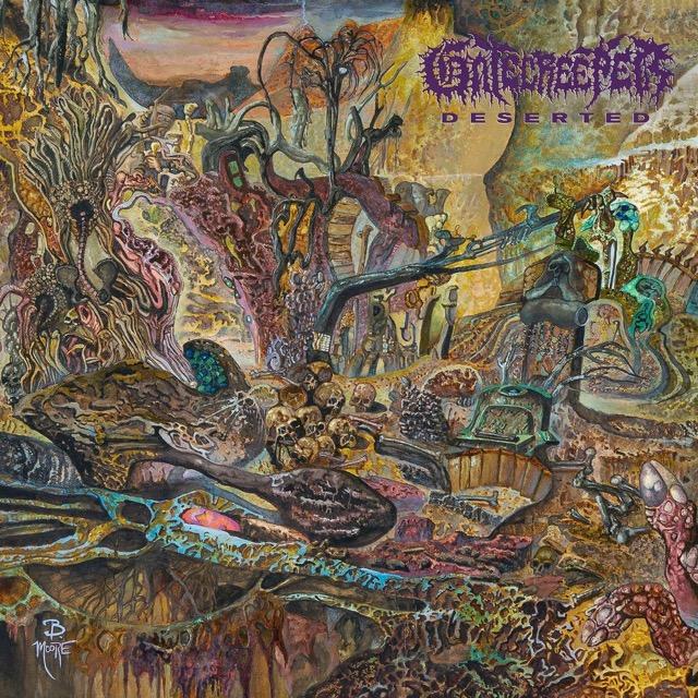 美國死亡金屬樂團Gatecreeper釋出新曲影音From The Ashes 2