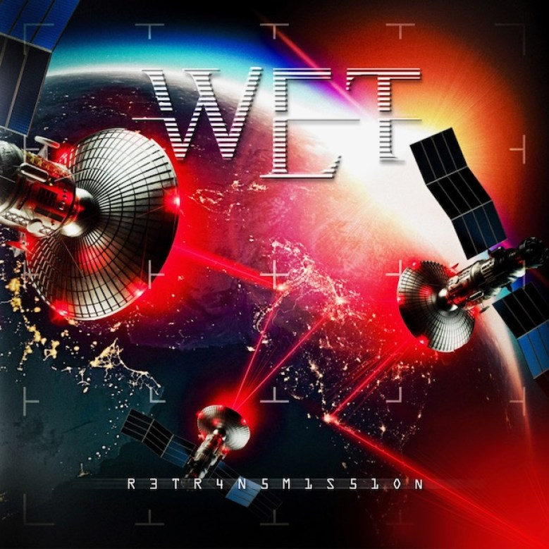 """W.E.T Feat. JEFF SCOTT SOTO To Release Retransmission Album In January;  """"Big Boys Don't Cry"""" Music Video Streaming - BraveWords"""