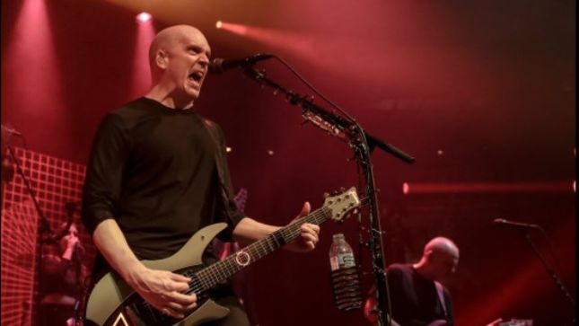 """DEVIN TOWNSEND Talks Order Of Magnitude - Empath Live Volume 1 DVD - """"The Live Record Is Just An Afterthought; It's The Visual Part Of It That's Important"""""""