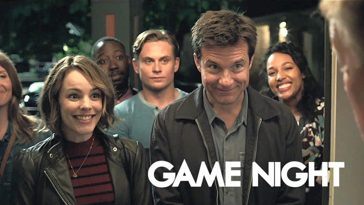 Film: Jocul de-a detectivii/ Game Night