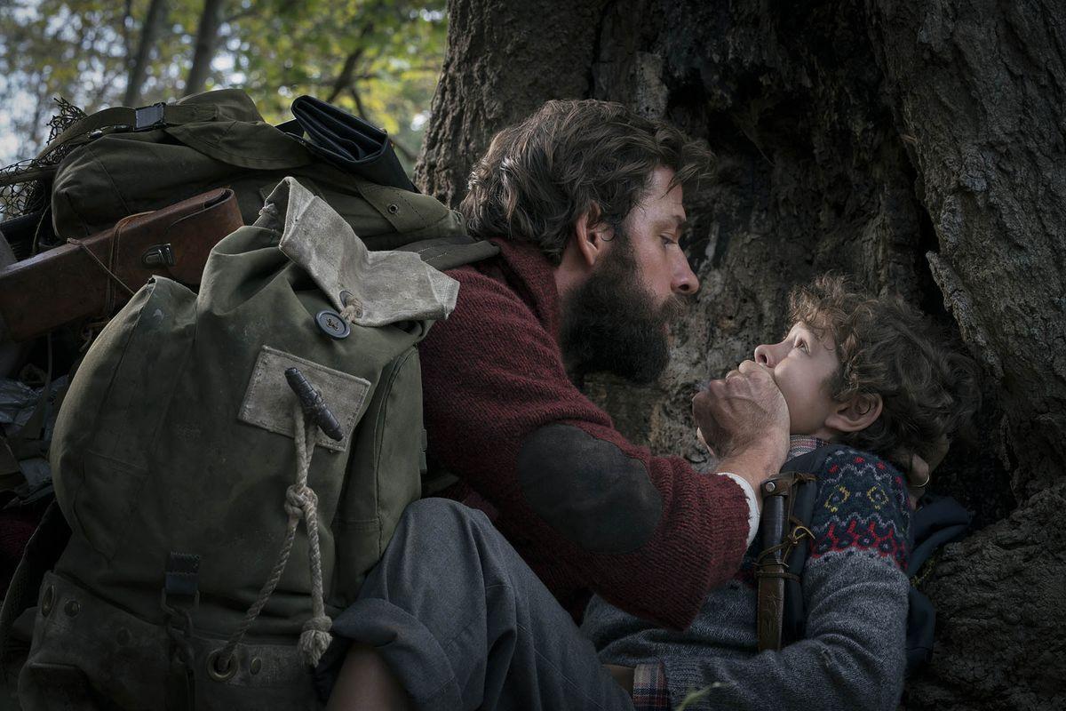 Film: Fără zgomot/ A Quiet Place