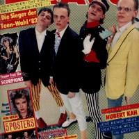 Bravo cover 27 May 1982