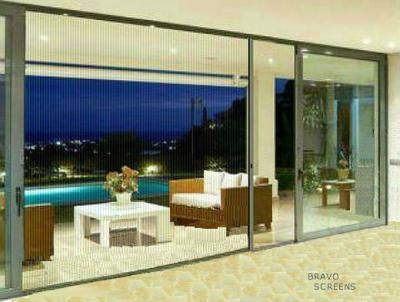 retractable screen larger sliding doors by bravoscreens