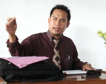 Dr. HM. TAUFIQI, SP., M.Pd - The Director and Master Trainer