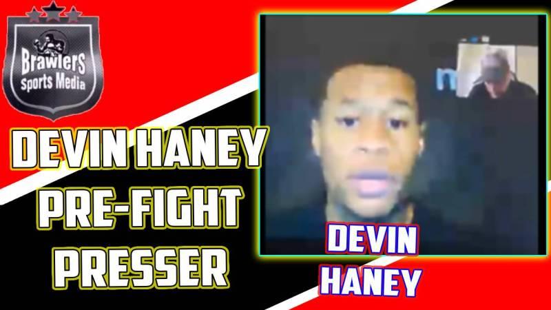Devin Haney