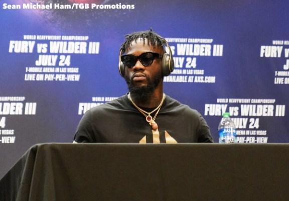 Fury vs Wilder 3 - Press Conference (LA)15