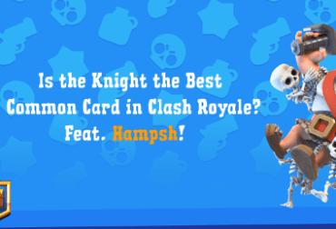 hampsh knight best card