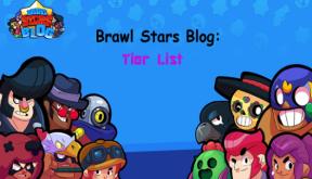 Brawl Stars July Tier List — Ranking All 21 Brawlers - Brawl Stars Blog