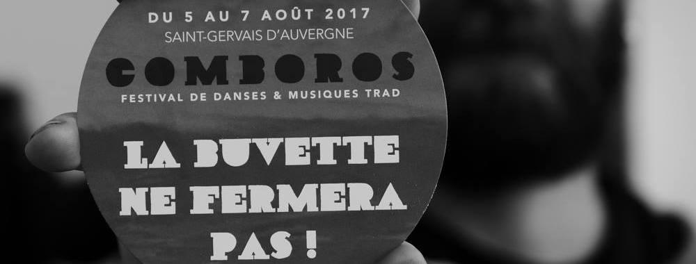 Apéritif et conférence de presse à Saint-Gervais d'Auvergne pour les Brayauds