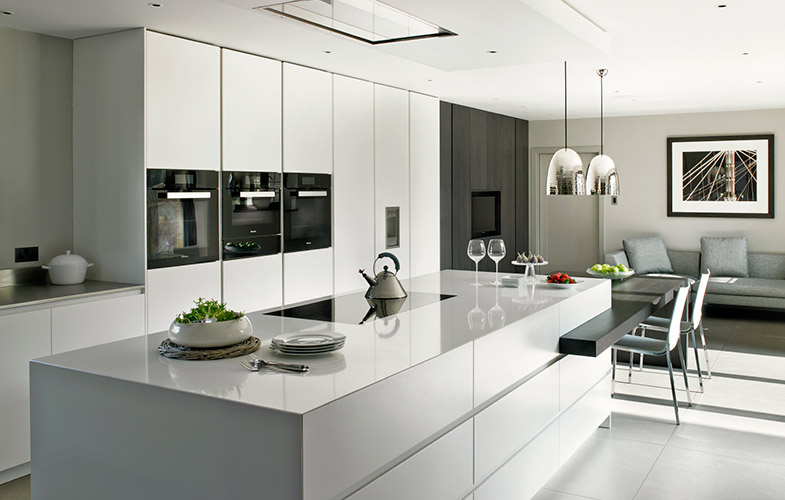 Luxury Kitchen Design By Brayer