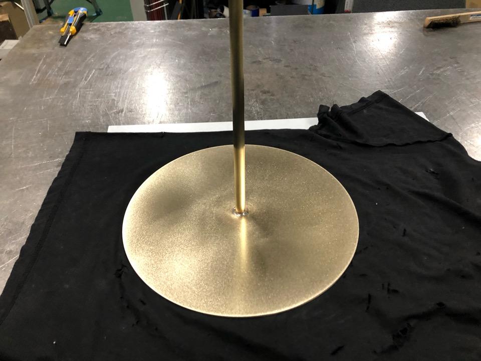 真鍮 什器製作