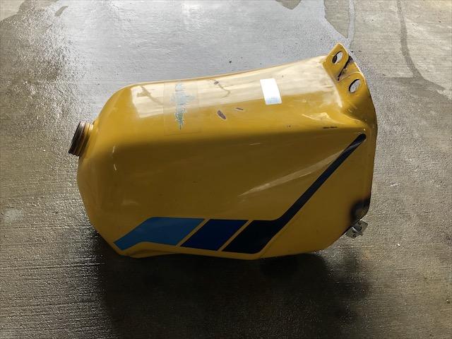 バイク 燃料タンク再修理