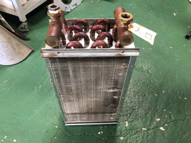 熱交換器 修理