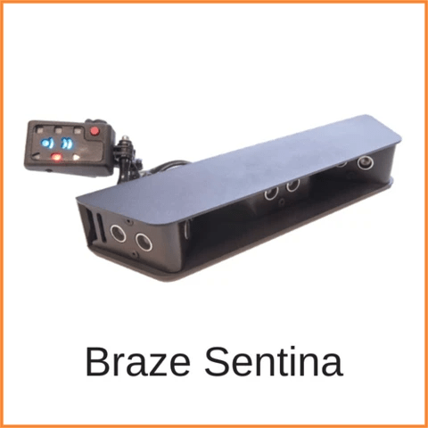 Photo of the Braze Mobility Sentina
