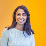 Photo of Pooja Viswanathan, co-founder and CEO of Braze Mobility