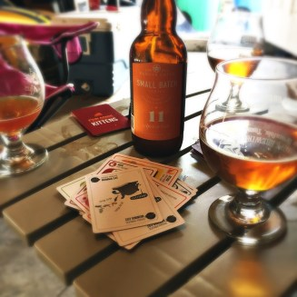 Exploding Kittens and Small Batch 11
