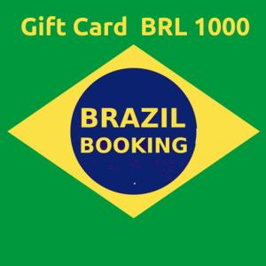 Gift card BRL 1000
