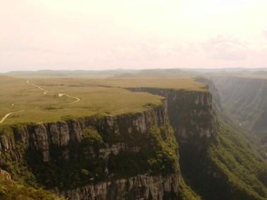 Fortaleza Canyon- Serra GEral National Park