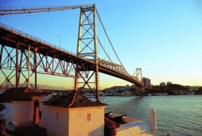Hercilio Luz Bridge- Florianopolis- Santa Catarina