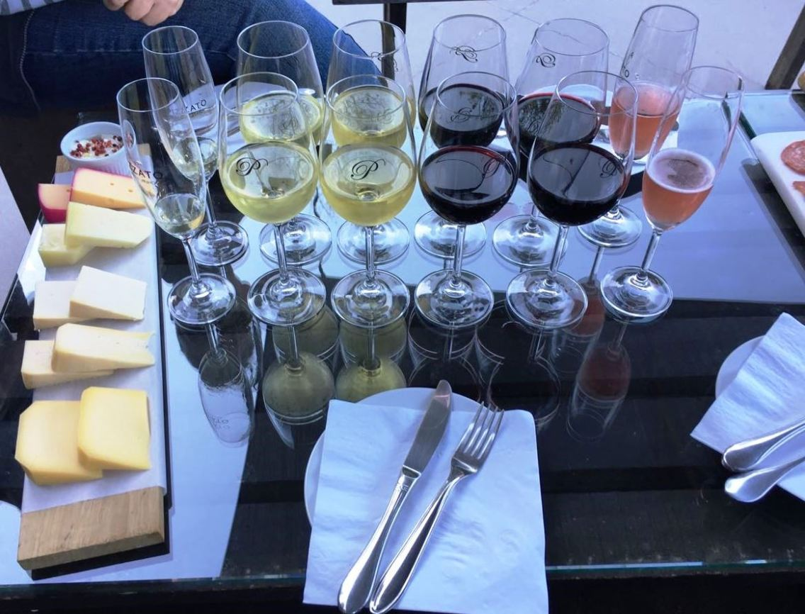 Paired Wine & Cheese Tasting @Pizzato Winery- Wine Valley- RS - photo by Mario Bonetti